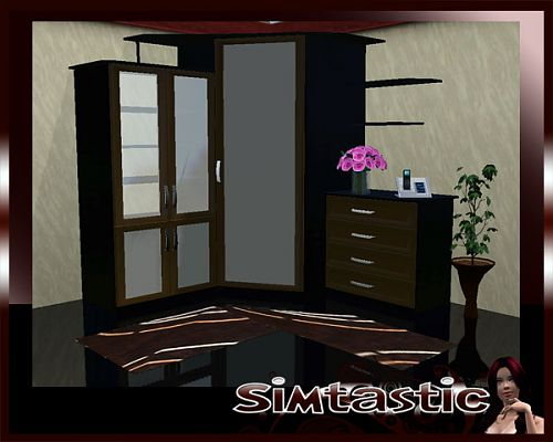 Sims 3 wardrobe, closet, plank, furniture, cabinet, rug, objects