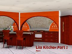 Sims 3 kitchen, objects, clutter, sims 3