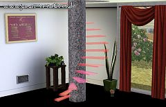 Sims 3 stairs, build, objects
