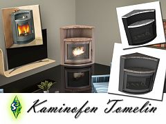 Sims 3 fireplace, build, objects, set