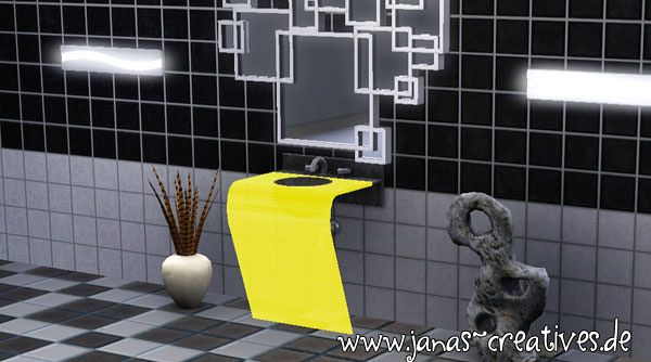 Sims 3 sink, object, glass