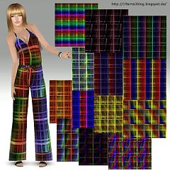 Sims 3 pattern, patterns, texture, set