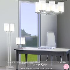 Sims 3 tube, lamp, light, lighting