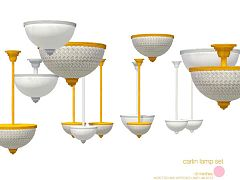 Sims 3 lamp, light, object