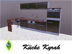 Sims 3 kitchen, furniture, objects, decorative