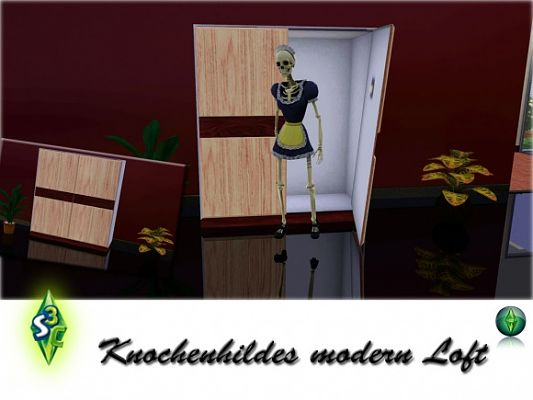 Sims 3 object, decor, home