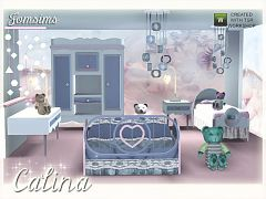 Sims 3 kidsroom, bedroom, furniture, objects, decor