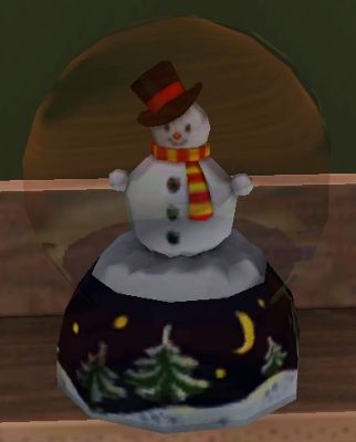 Sims 3 snow, globe, decor, objects