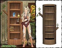 Sims 3 shelf, furniture, object, sims3