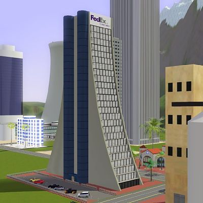 Sims 3 building, object, decor, sims3