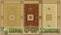 Sims 3 rugs, objects, decor, sims3