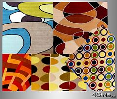 Sims 3 rug, rugs, carpet, set, modern, contemporary, designer