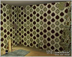 Sims 3 wall, templates, build