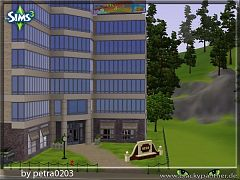 Sims 3 house, building, residential, lot, plot, objects, furniture