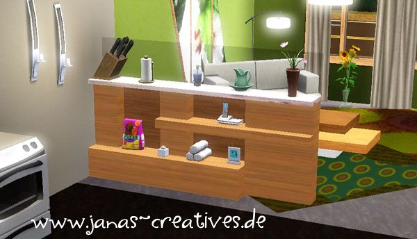 Sims 3 divider, object, decor, sims 3