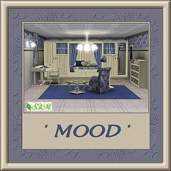Sims 3 kids, room, furniture
