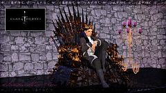 Sims 3 thrones, crown, accessory