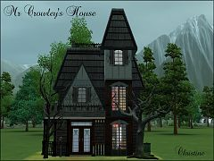 Sims 3 house, lot, residential, sims3, starter