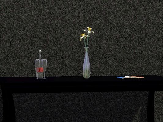 Sims 3 glass, decoration, objects
