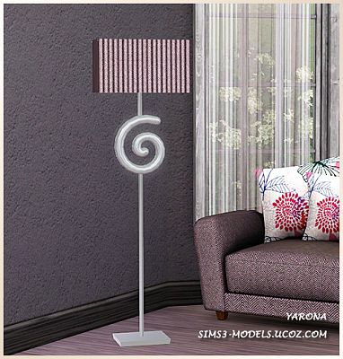 Sims 3 light, lamp, lighting
