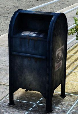 Sims 3 mailbox, object, decor