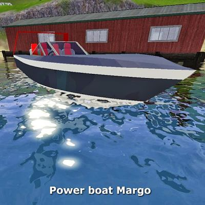 Sims 3 boat, vehicle, caw