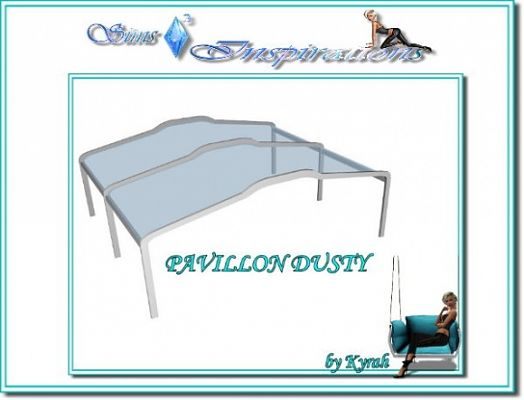 Sims 3 pavilion, outdoor, objects