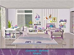 Sims 3 kids, set, furniture, sims3, objects