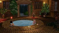 Sims 3 tub, bathtub, object