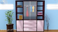 Sims 3 wardrobe, furniture, objects