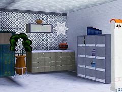 Sims 3 kitchen, furniture, objects, decor, clutter, sims3
