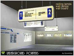 Sims 3 board, object, sims 3, metro, pointers