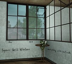 Sims 3 windows, buil, objects, sims3