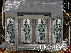 Sims 3 fireplace, screens, decor, sims3