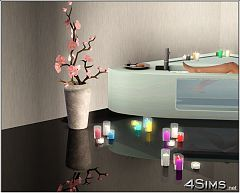 Sims 3 candles, lights, lighting
