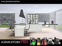 Sims 3 kitchen, furniture, objects, set