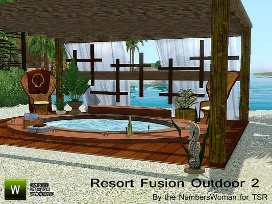 Sims 3 outdoor, furniture, objects, decor, sims3