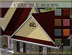 Sims 3 roof, build, roofs, arhitecture
