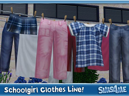 Sims 3 mod, replacement, clothing