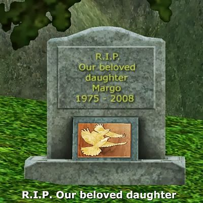 Sims 3 grave, object, rip