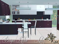 Sims 3 kitchen, objects, decor, furniture