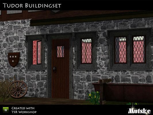 Sims 3 build, set, windows, doors