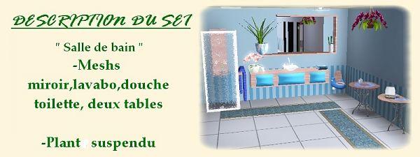 Sims 3 bathroom