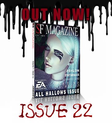 Sims 3 sf magazine, hollow, issue