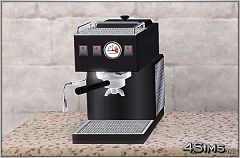 Sims 3 espresso, coffee, machine, beverage, appliances