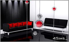 Sims 3 audio, stereo, spheres, objects, electronics