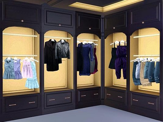 Sims 3 clothing, objects, decor