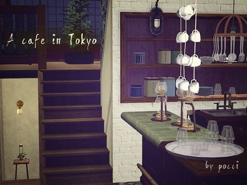 Sims 3 tables, sofa, living, furniture, bar