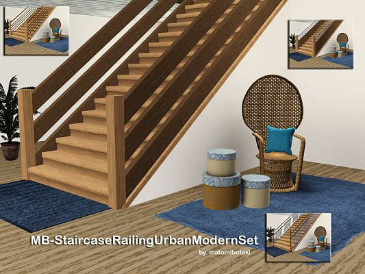 Sims 3 stairs, build, objects, sims3