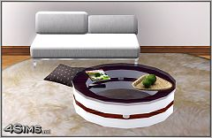 Sims 3 table, coffee table, furniture, livingroom
